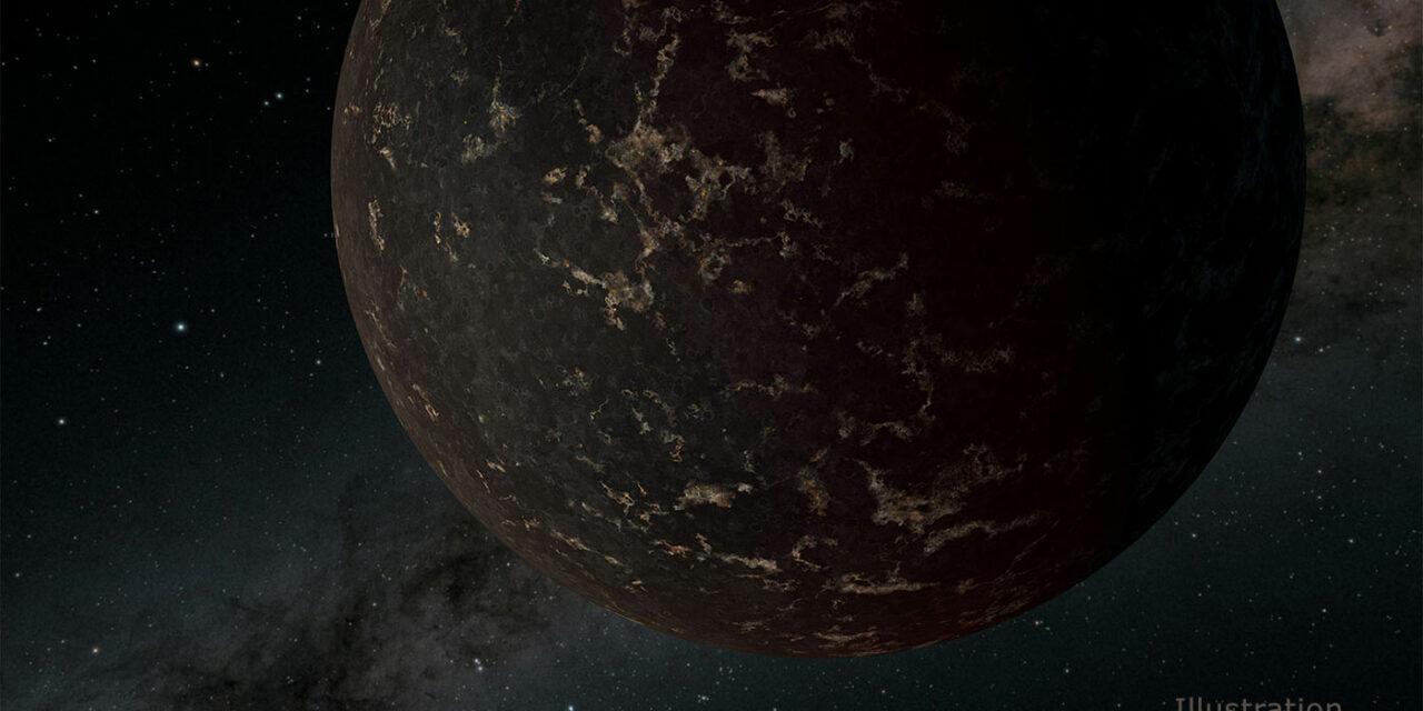 Spitzer, primo identikit diretto di un esopianeta roccioso