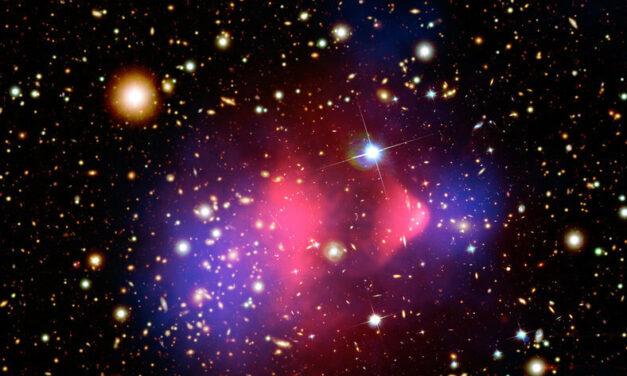 Materia oscura, un candidato da pesi massimi