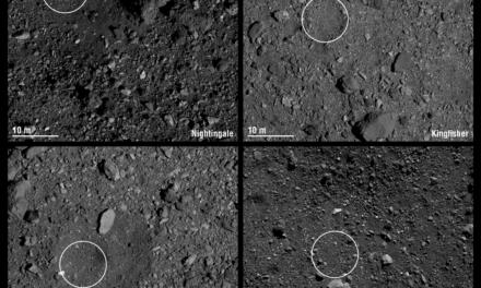 Quattro siti per Osirix Rex