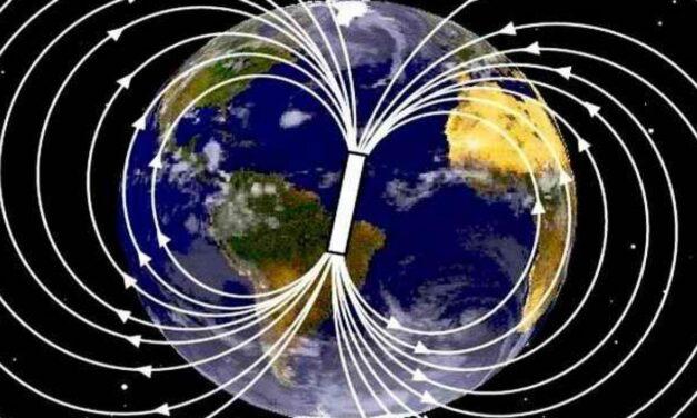 Inversione del campo magnetico, nuova teoria