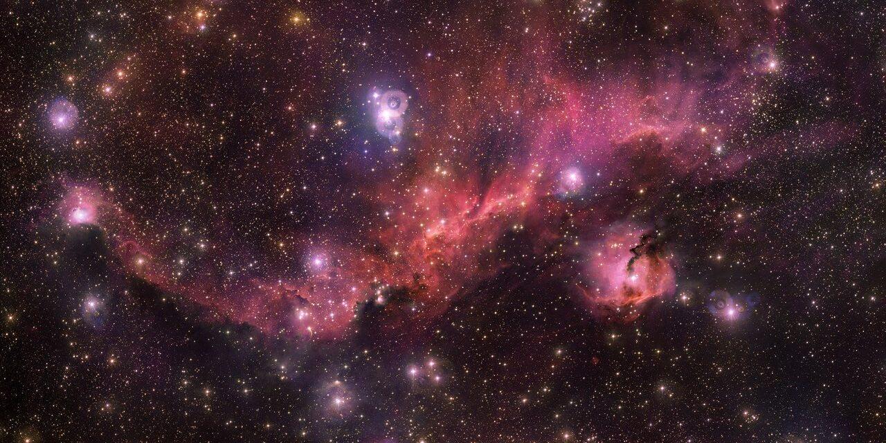 Il Gabbiano cosmico