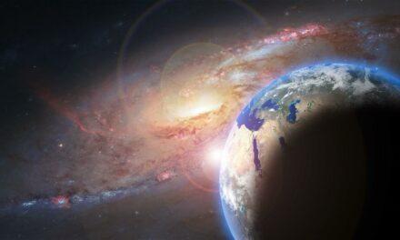 Un nucleo terrestre di lava fusa