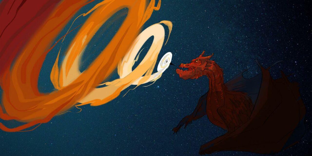 I draghi nel cuore dei quasar