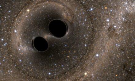 Il suono di un buco nero
