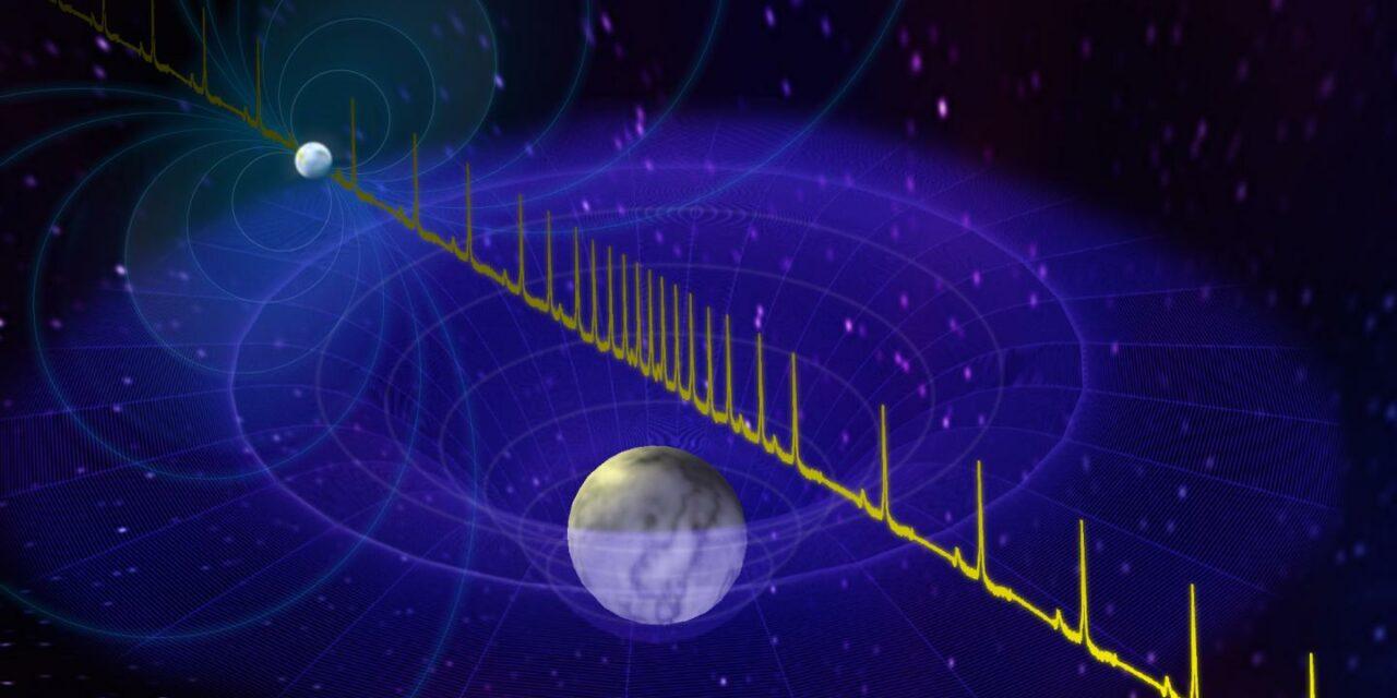 La stella di neutroni che è quasi un buco nero