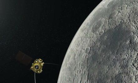 L'India a un passo dalla Luna