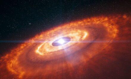 Una molecola di 'peso' nella nascita dei pianeti