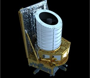 Euclid, il satellite svelato