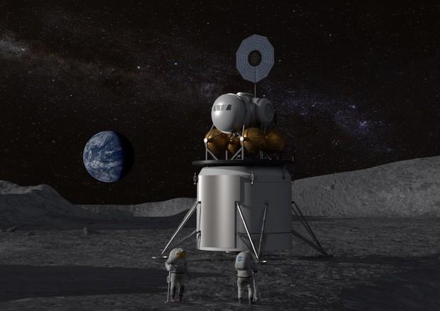 Luna 2024, revisionato il progetto Artemis