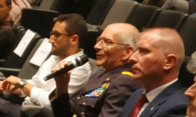Il Capo di Stato Maggiore Ad astra con #SpazioCinema