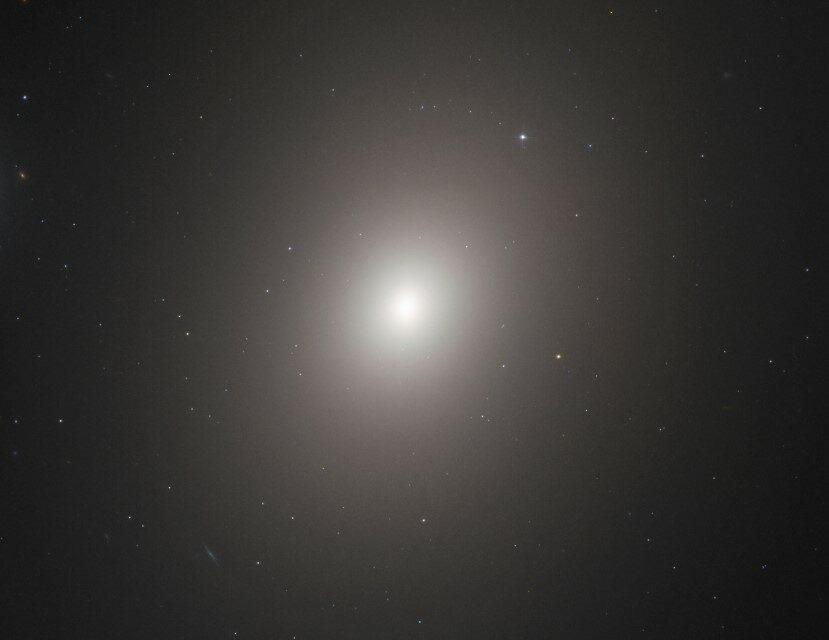 Una galassia con il 'turbo'