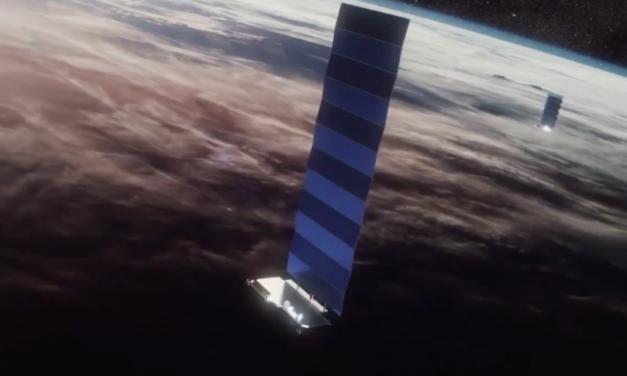 Aeolus-Starlink, collisione scansata