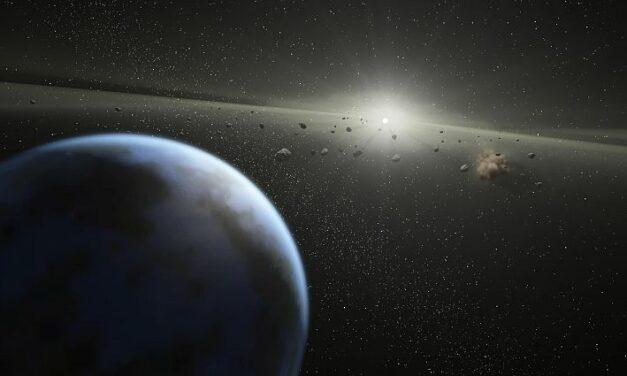 L'asteroide distante che sconvolse la vita sulla Terra