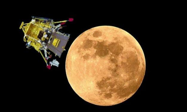 Chandrayaan-2, perché atterrare sulla Luna è così difficile?