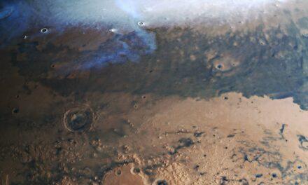 Marte, ritratto verticale