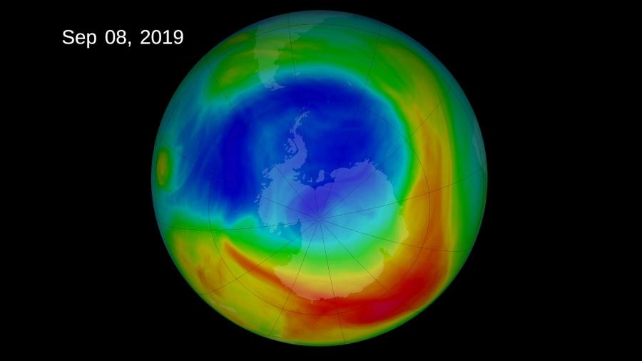Buco dell'ozono, trend positivo ma con riserva