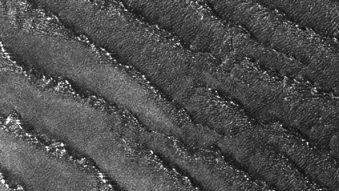 L'origine delle dune su Titano