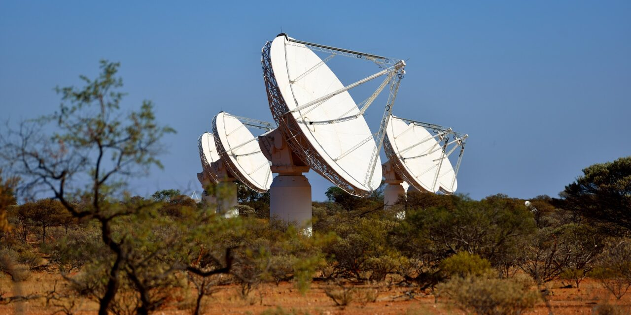 Piccola nube di Magellano, la mappa radio più accurata di sempre