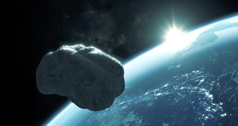Come si rigenera l'acqua sugli asteroidi