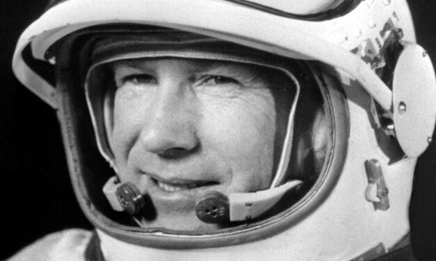 Addio spacewalker