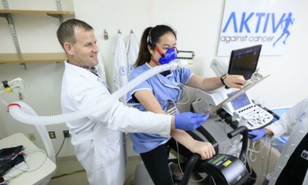 Allenarsi come gli astronauti fa bene ai malati di cancro