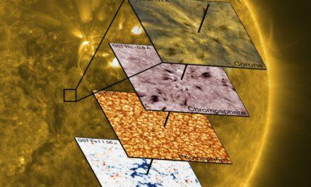 I misteri dell'atmosfera solare