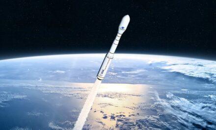 Vega, prossimo lancio inizio 2020