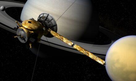 La prima mappa geologica di Titano