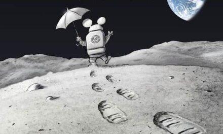Leo Ortolani presenta Luna 2069