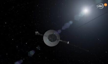 Voyager 2 chiama Terra