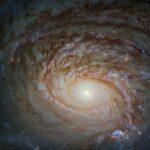 Una galassia simile alla Via Lattea, ma non troppo