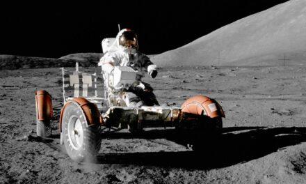 Un rover per Artemis