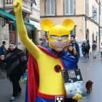 Lucca Comics and SPACE