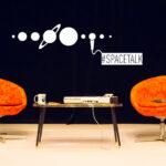#Spacetalk: Una passeggiata spaziale per Ams
