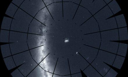 Il panorama stellare di Tess
