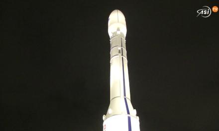 Vega sullo skyline di Milano