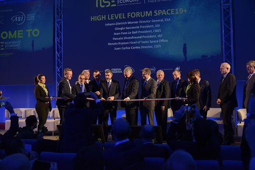 Nse ExpoForum, l'economia spaziale del futuro