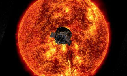 Incontri ravvicinati con la corona solare