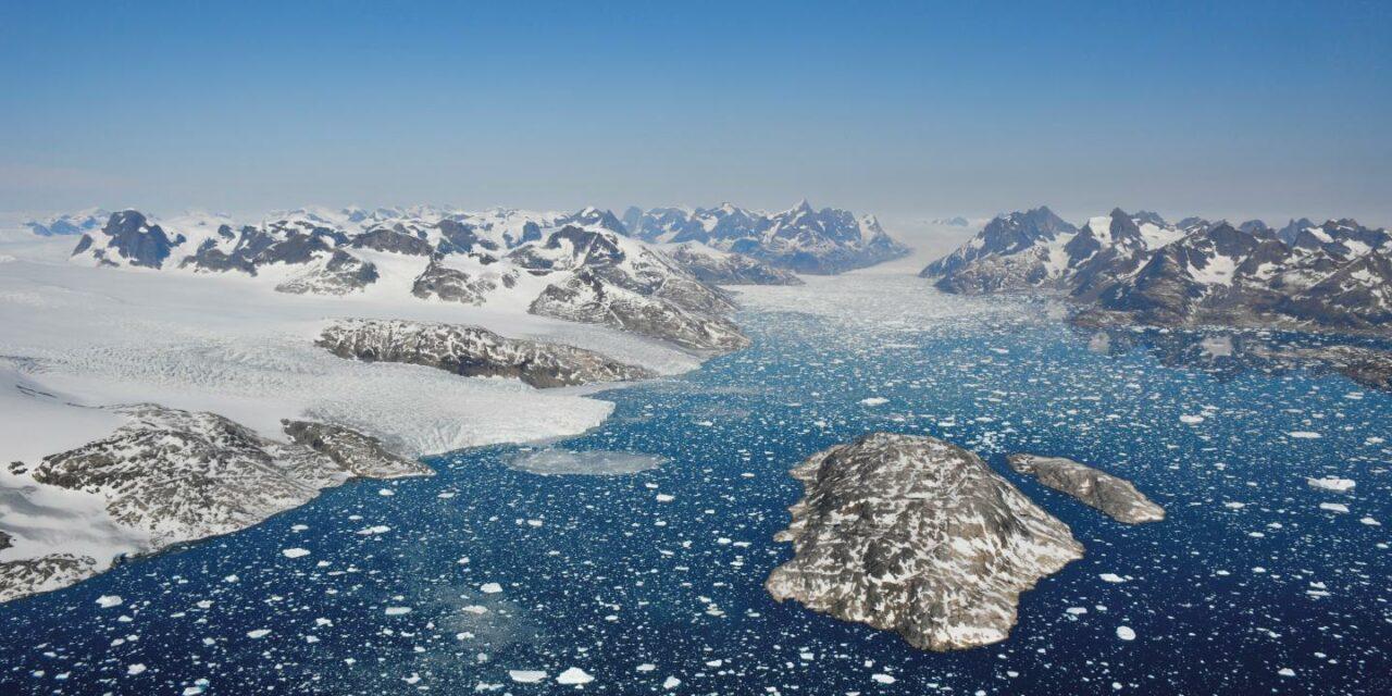 Groenlandia, ghiacciai in picchiata