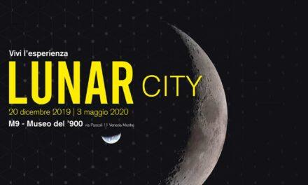 La mostra Lunar City esposta a Venezia