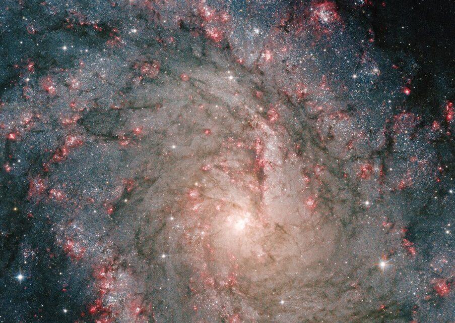 Una nuova 'galleria d'arte' per Hubble