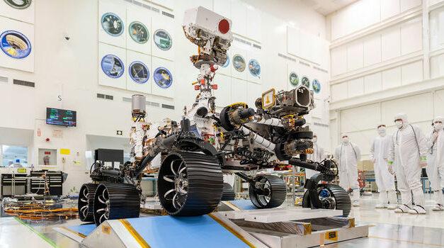 Patente di guida per Mars 2020
