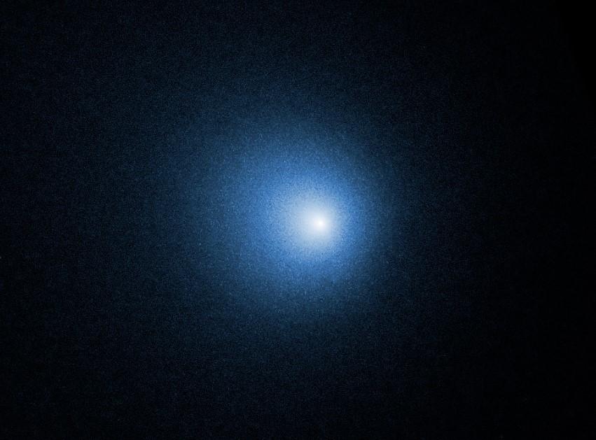 Come esplodono le comete