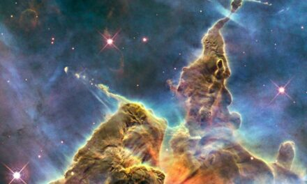 Le Montagne Mistiche della Nebulosa Carena