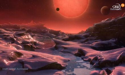 Deep Space: Esopianeti al setaccio