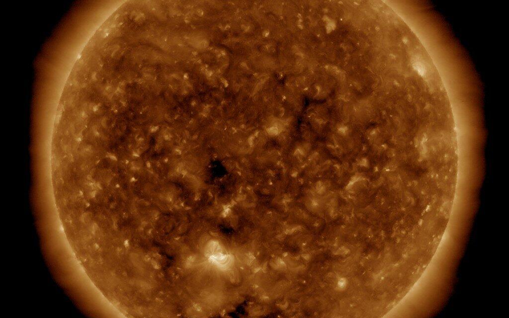 Minimo solare prematuro da dire