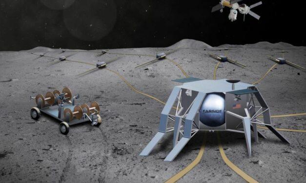 128 antenne per il lato nascosto della Luna