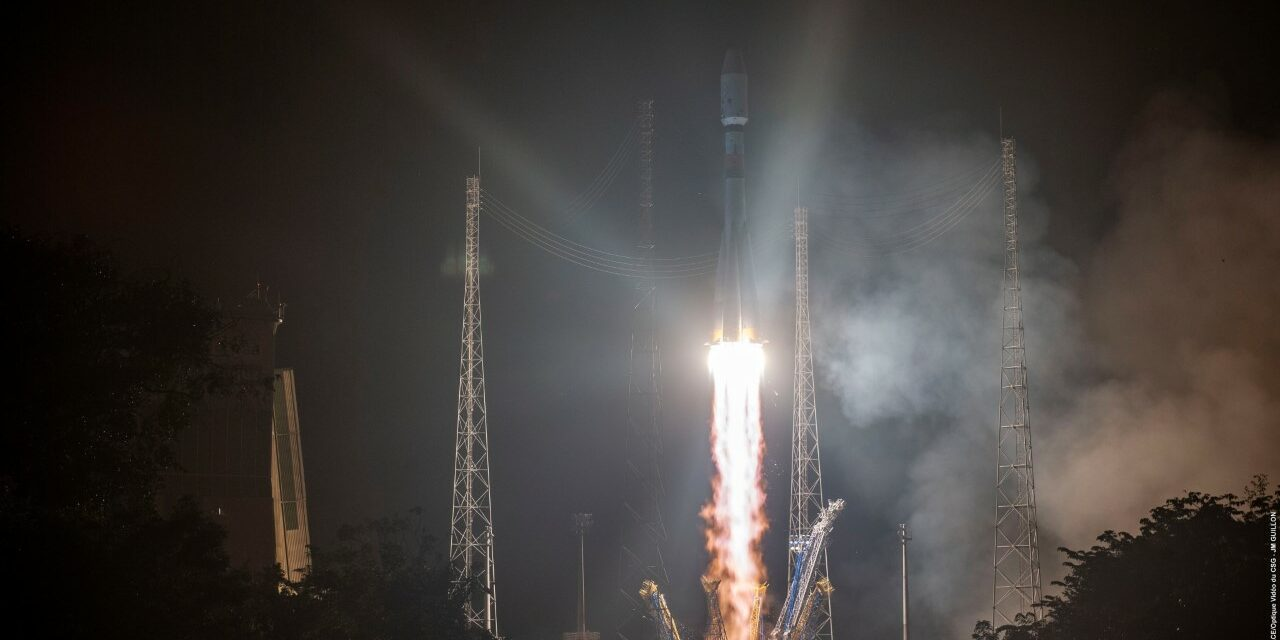Cosmo Second Generation in orbita