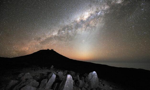 Due popolazioni stellari per la Via Lattea