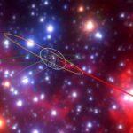 Insoliti oggetti al centro della Via Lattea
